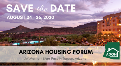 2020 Arizona Housing Forum feature image