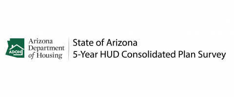 State of Arizona 5-Year HUD Consolidated Plan Survey feature image